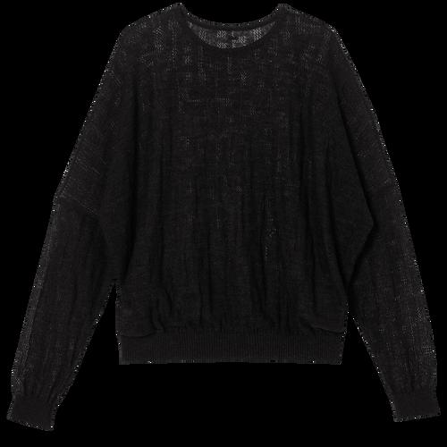 Pullover, Black/Ebony - View 2 of 2 -