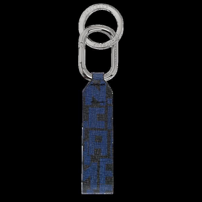 Porte-clés, Noir/Marine - Vue 1 de 1 - agrandir le zoom
