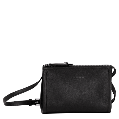 Crossbody bag, 001 Black, hi-res
