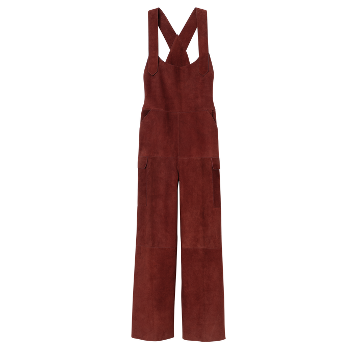Dungarees, Mahogany - View 1 of  1 - zoom in