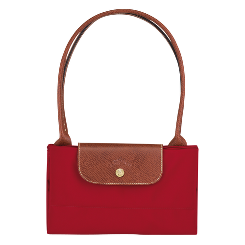 Le Pliage Original Shopper L, Rot
