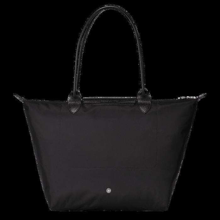 Sac porté épaule L, Noir/Ebène - Vue 3 de 3 - agrandir le zoom