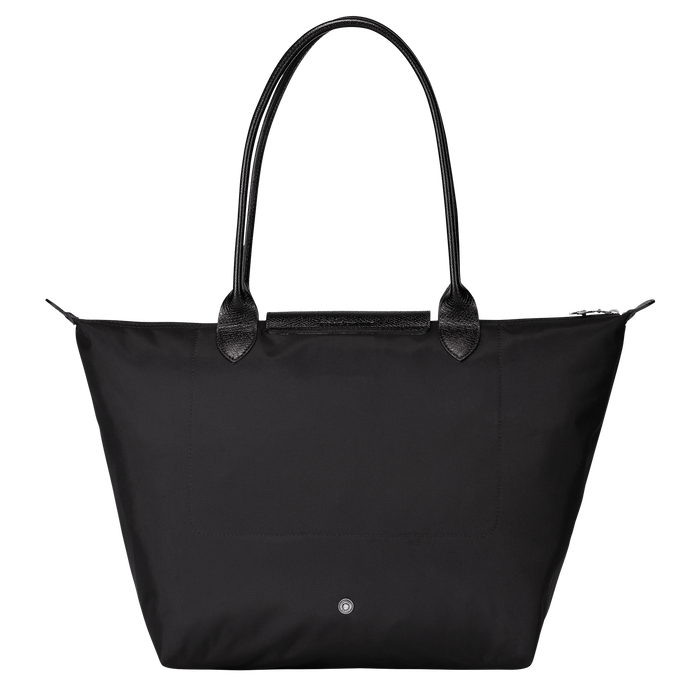 Shoulder bag L, Black/Ebony - View 3 of  3 - zoom in