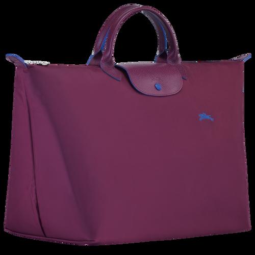 旅行袋 L, 梅紅色, hi-res - View 3 of 4