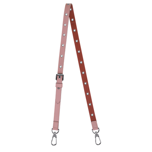 Shoulder strap, Antique Pink/Sienna, hi-res - View 1 of 1