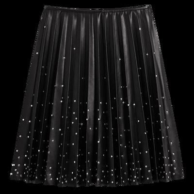 裙, 黑色, hi-res
