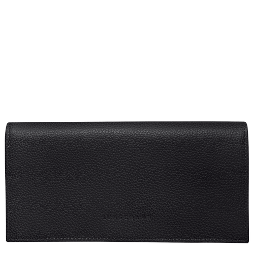 Long continental wallet, Black - View 1 of  2 -