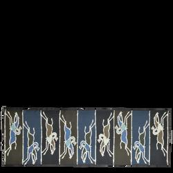 Stola, 729 Pilootblauw, hi-res
