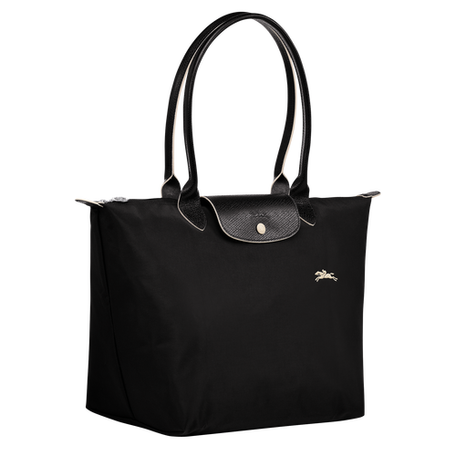 Shoulder bag L, Black, hi-res - View 2 of 4