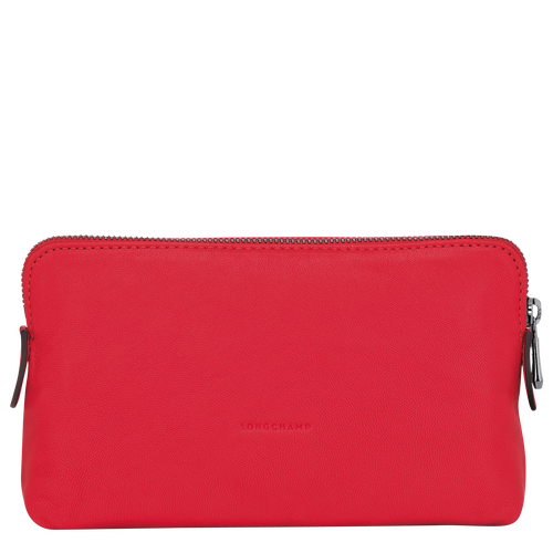Pouch, Red - View 3 of 3 -