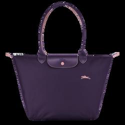 Shoulder bag L, Bilberry