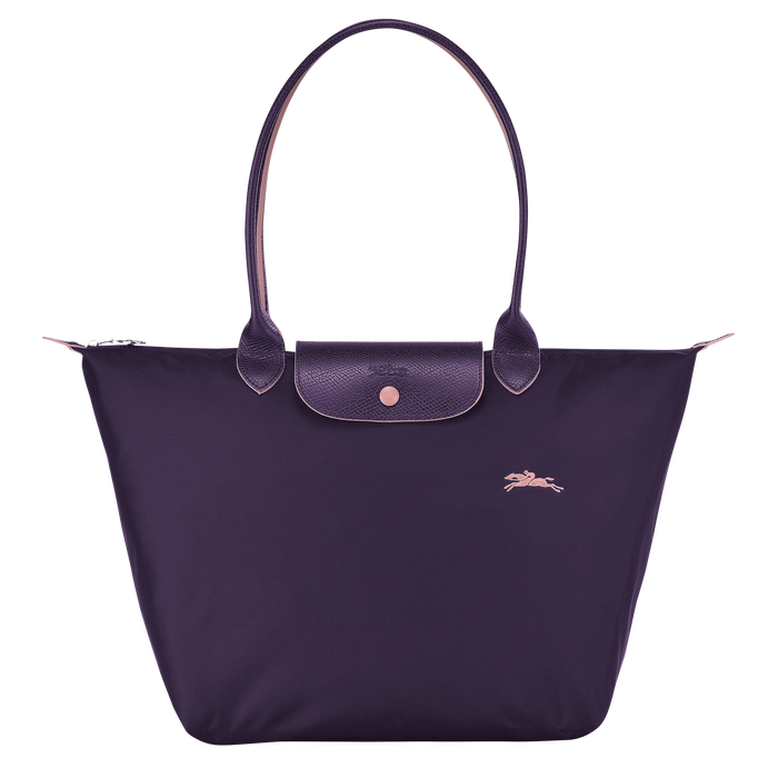 Shoulder bag L, Bilberry - View 1 of  5 - zoom in