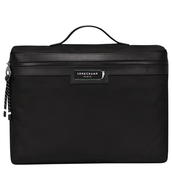 Briefcase S, Black/Ebony - View 1 of  3 - zoom in