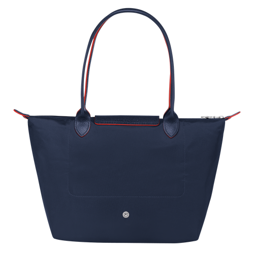 View 3 of Shopping bag S, 556 Navy, hi-res