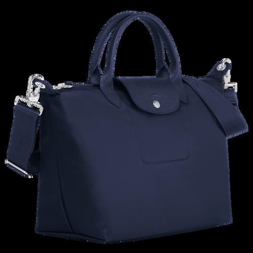 Le Pliage Néo Handtasche M, Marine