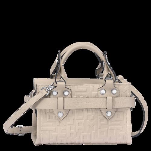 Handtasche S, Kreide - Ansicht 1 von 3 -