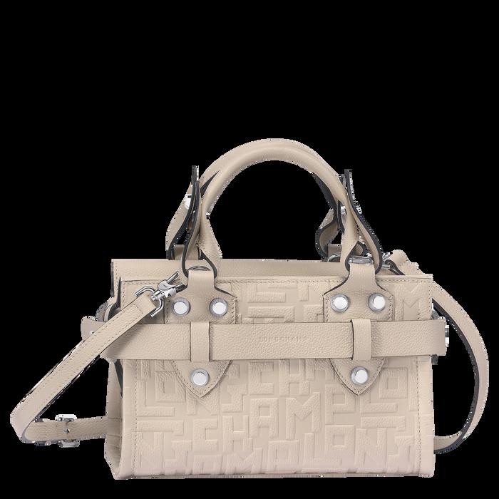 Handtasche S, Kreide - Ansicht 1 von 3 - Zoom vergrößern