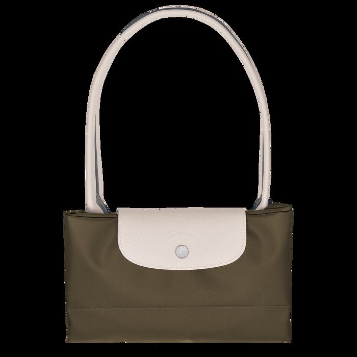 Online Exclusive Le Pliage Club Shoulder bag L, Khaki