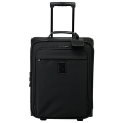 Small wheeled suitcase, 001 Black, hi-res
