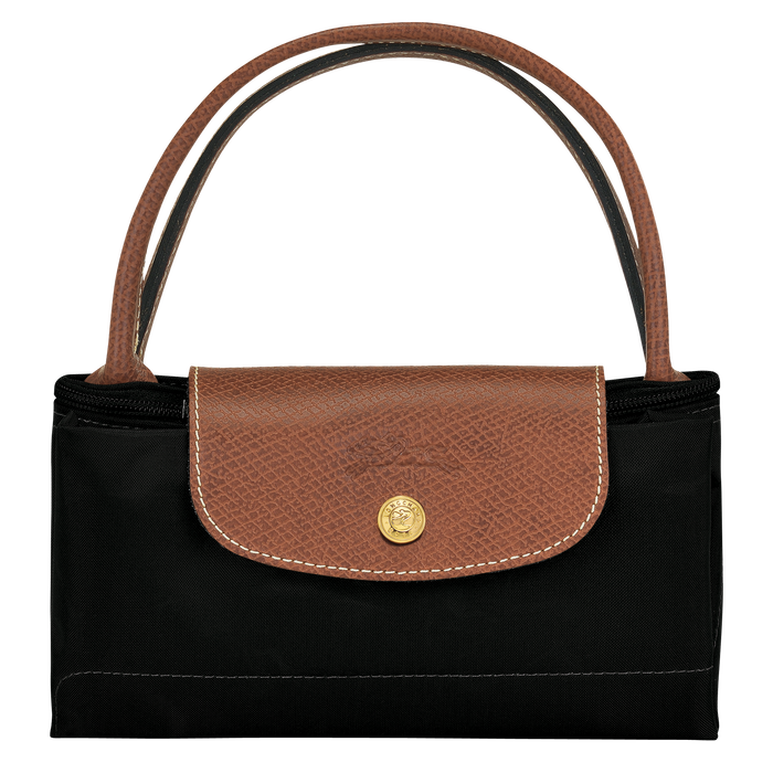Handtasche S, Schwarz - Ansicht 4 von 4 - Zoom vergrößern