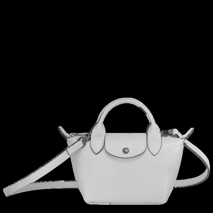 Handtasche XS, Grau - Ansicht 1 von 4 - Zoom vergrößern
