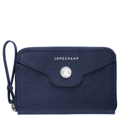 Coin purse, 006 Navy, hi-res