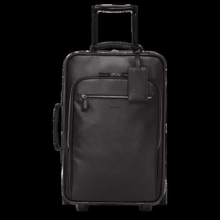 Handgepäck-Koffer, Schwarz - Ansicht 1 von 3 - Zoom vergrößern