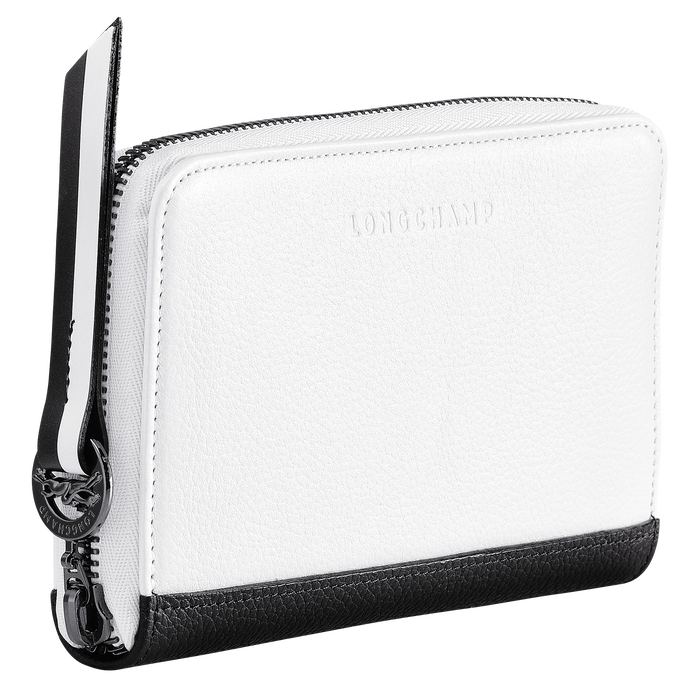 Compact wallet, White, hi-res - View 2 of 3