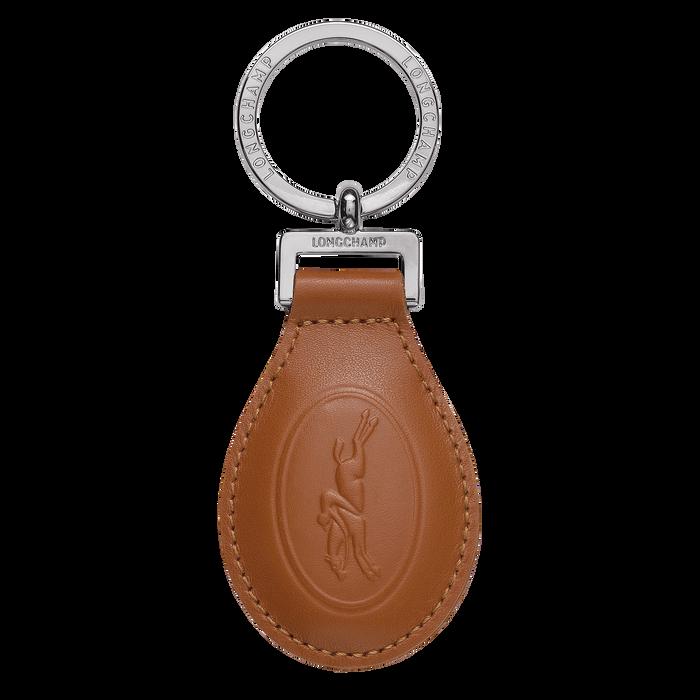 Le Foulonné Key-rings, Caramel