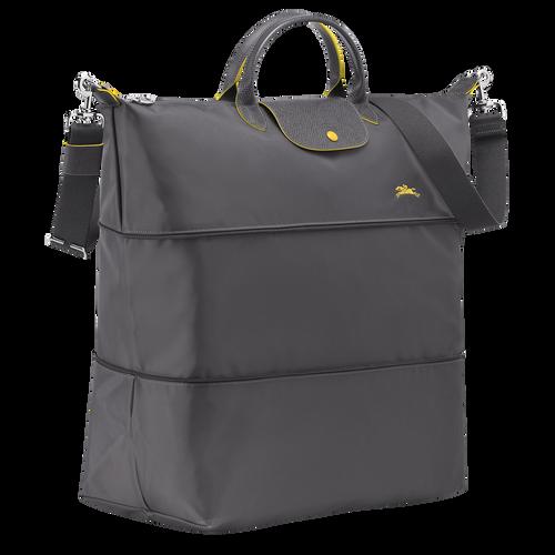 Reisetasche, Metallgrau - Ansicht 2 von 4 -