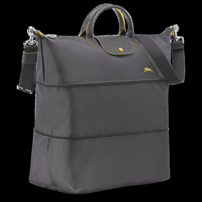 Reisetasche, Metallgrau - Ansicht 2 von 4 - Zoom vergrößern