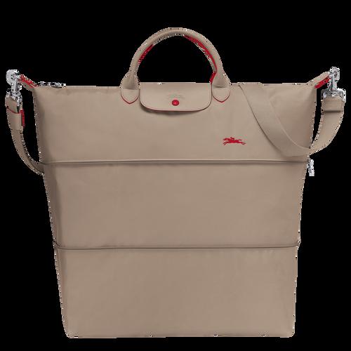 View 1 of Travel bag, P18 Brown, hi-res