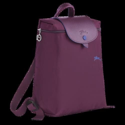Le Pliage Club Backpack, Plum
