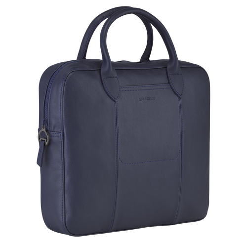 Briefcase, Navy - View 2 of  3.0 -