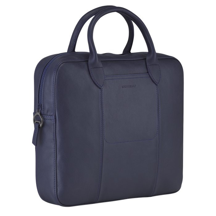 Briefcase, Navy - View 2 of  3.0 - zoom in