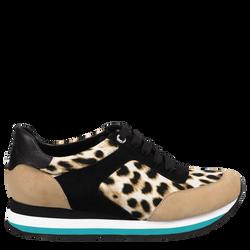 Sneakers, 640 Schwarz/Camel, hi-res