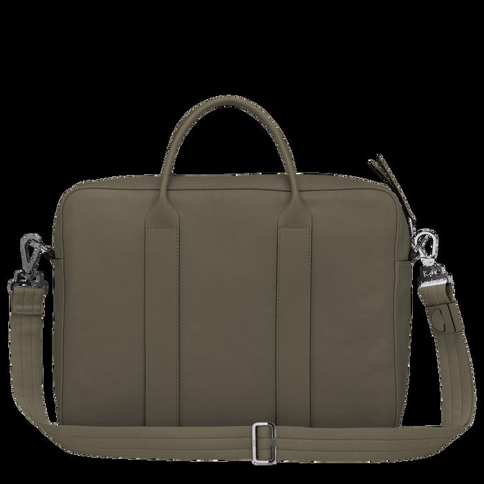 Longchamp 3D Maletín M, Caqui