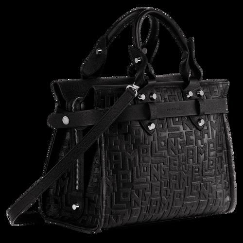 Tote bag, Black, hi-res - View 2 of 3