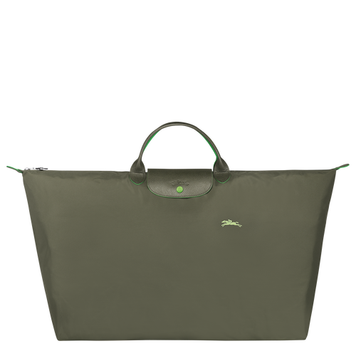 Travel bag XL, Longchamp Green - View 1 of  4 -