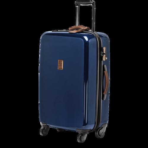 Koffer, Blauw - Weergave 2 van  3 -