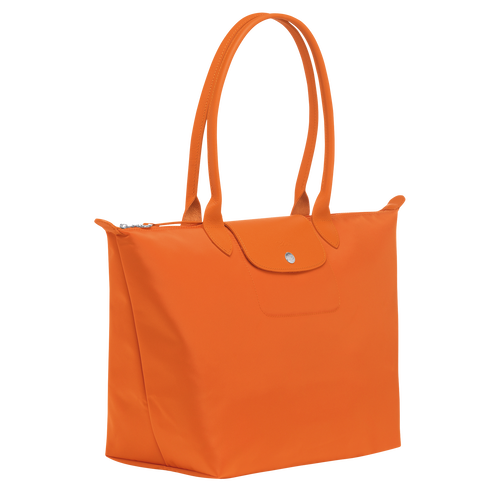 Shoulder bag L, Orange, hi-res - View 2 of 3