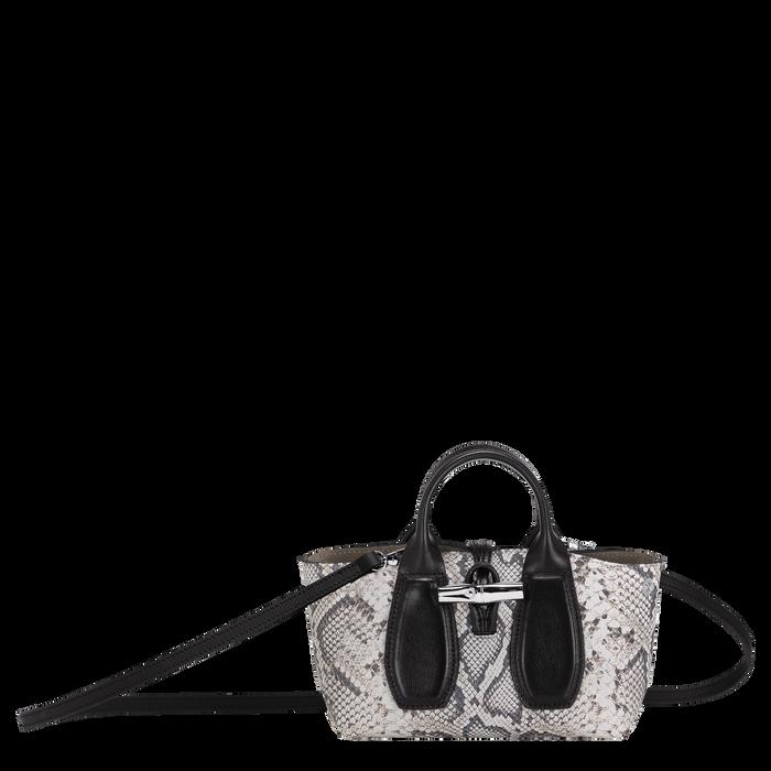 手提包 S, 黑/白色, hi-res - 1 的視圖 3