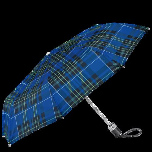 折り畳み傘, ブルー - ビュー 1: 1 -
