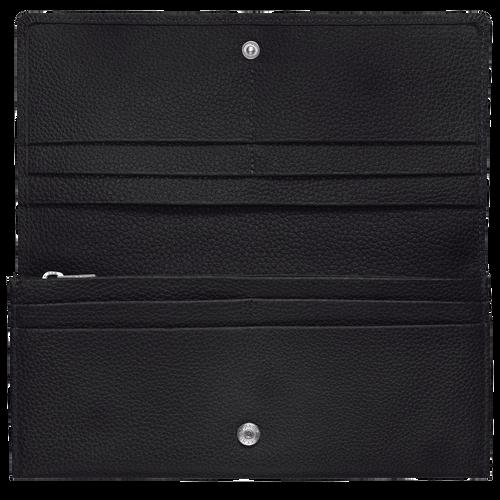 Continental wallet, Black, hi-res - View 2 of 3