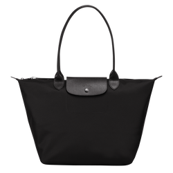 Shoulder bag L, Black/Ebony