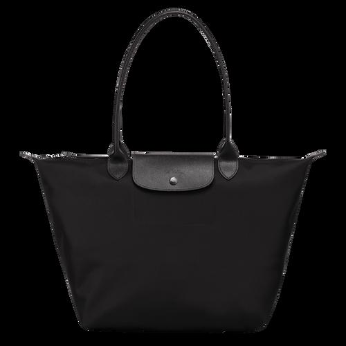 Shoulder bag L, Black/Ebony - View 1 of 4 -