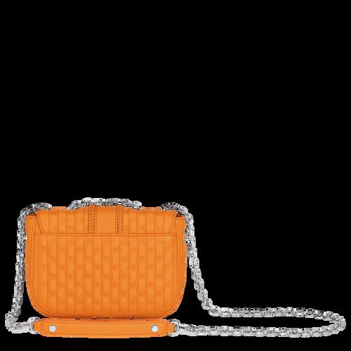 Shoulder Bag XS, Orange, hi-res - View 3 of 3