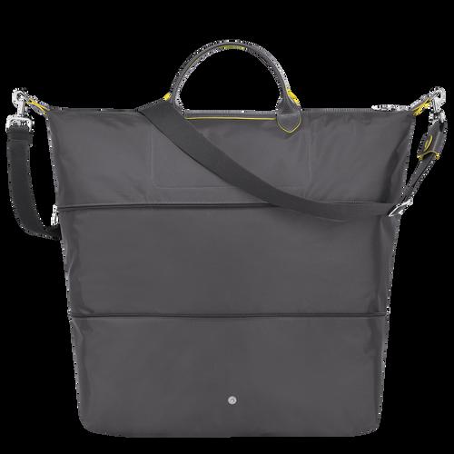 Reisetasche, Metallgrau - Ansicht 3 von 4 -
