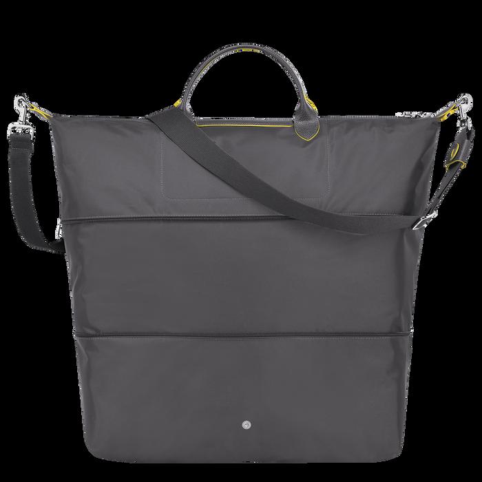 Reisetasche, Metallgrau - Ansicht 3 von 4 - Zoom vergrößern