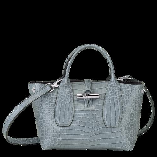 Top handle bag S, Sage - View 2 of  4 -